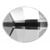 Swarovski Pure Leaf 2204 6X4.8mm Crystal